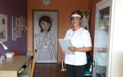 Nowy gabinet pielęgniarki