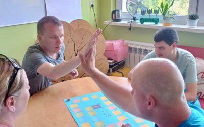 Trening Umiejętności Społecznych w ramach projektu Razem – Aktywniej